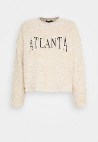 New Look - TEDDY ATLANTA  - Sweatshirt - camel - 0