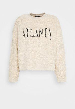 TEDDY ATLANTA  - Sweatshirt - camel