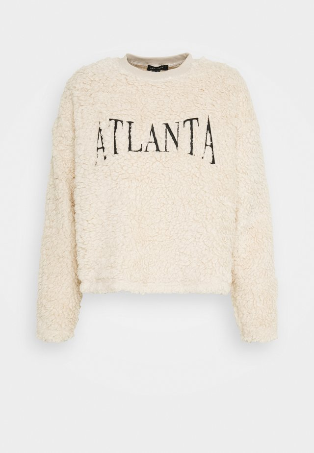 TEDDY ATLANTA  - Sweatshirt - camel