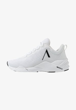AVORY - Sneakers laag - white/black