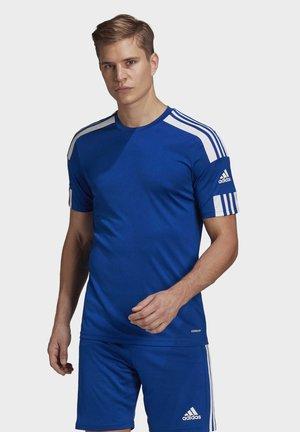 SQUADRA 21 JERSEY - T-shirt med print - blue