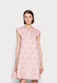 Love Copenhagen - FIOLS DRESS - Day dress - pink wallpaper - 0