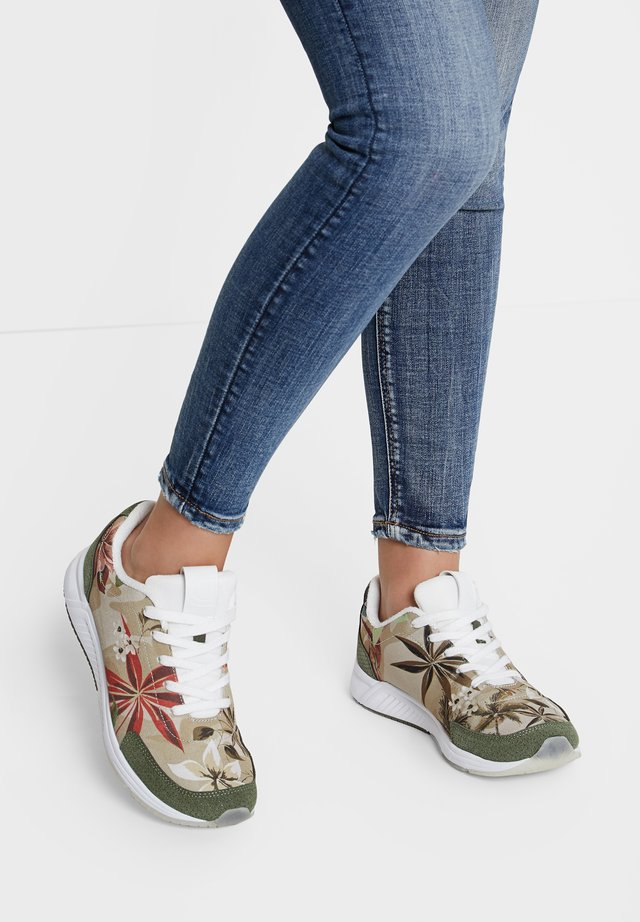 CMOFLOWER - Sneakers laag - multicolor