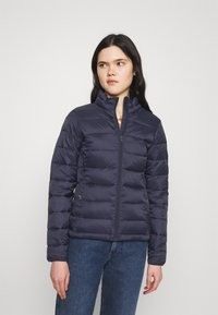 ONLY - ONLSANDIE QUILTED JACKET  - Lehká bunda - night sky - 0