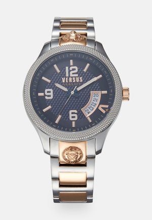 REALE - Watch - two-tone/blue