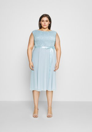 Cocktail dress / Party dress - blue dust