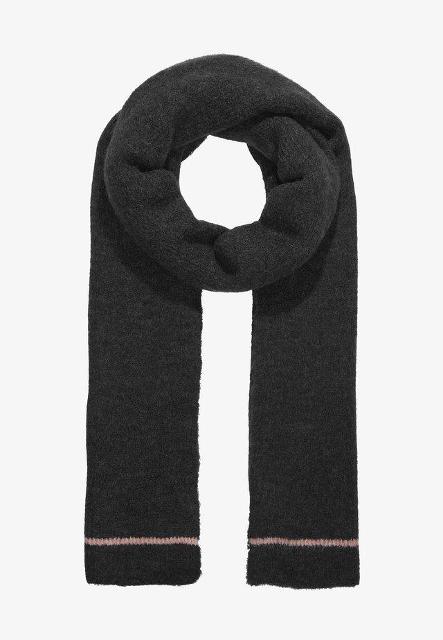 Sjal / Tørklæder - dark grey melange