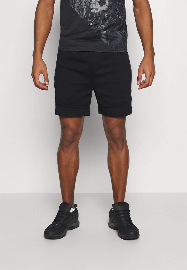 JJIAIR - Sportovní kraťasy - black
