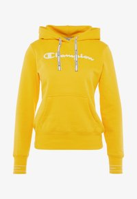 Champion - HOODED  - Hættetrøjer - yellow - 5