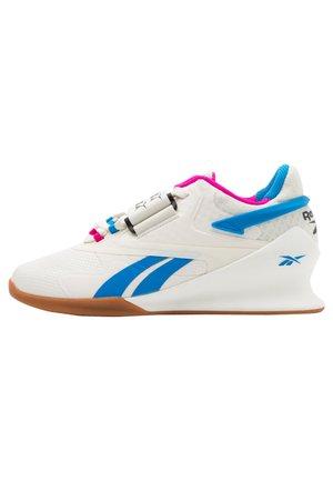 LEGACY LIFTER II - Sports shoes - chalk/pink/blue