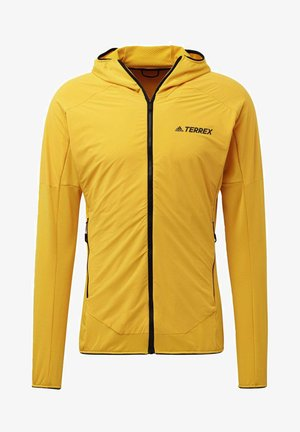 TERREX SKYCLIMB FLEECE JACKET - Veste polaire - yellow