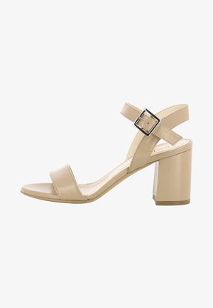 SAMANTA - Sandalen - beige