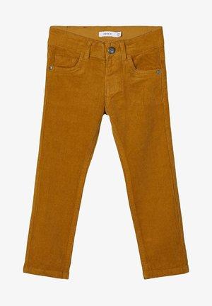 Jeans slim fit - medal bronze
