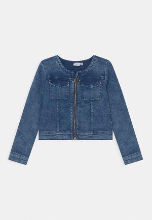 NKFATHAYERS - Light jacket - dark blue denim