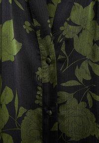 Mango - BICO - Button-down blouse - kaki - 6