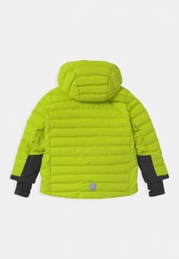 Reima - ALKHORNET UNISEX - Snowboardová bunda - lime green - 1