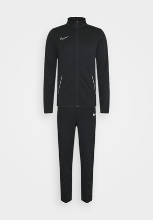 DRY ACADEMY SUIT SET - Tracksuit - black/white