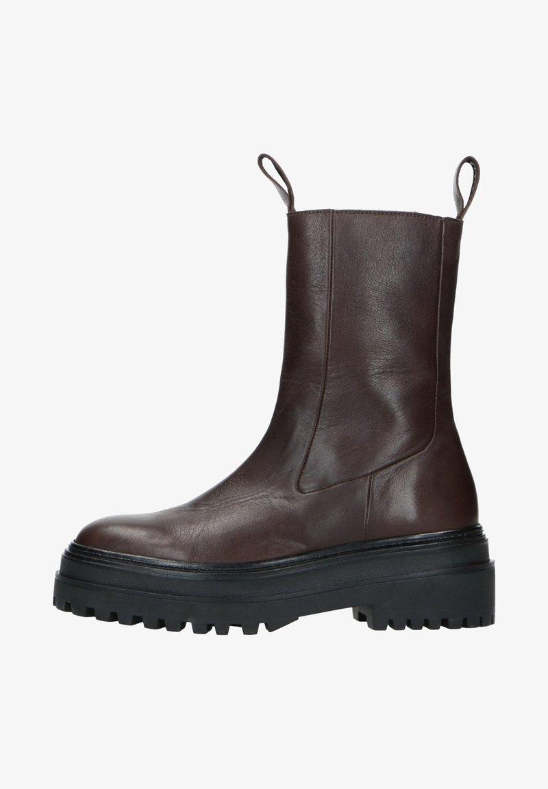 sacha - CHELSEA  - Ankle boots - dunkelbraun