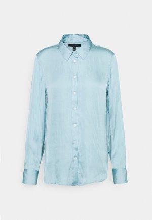 DILLON SOFT - Camicia - bali blue