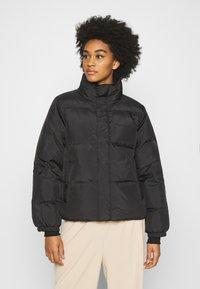 Carhartt WIP - DANVILLE JACKET - Down jacket - black - 0