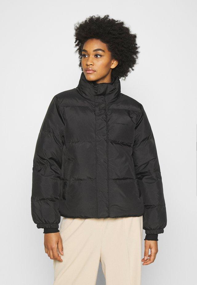 DANVILLE JACKET - Gewatteerde jas - black