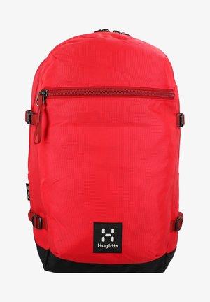 Rucksack - scarlet red
