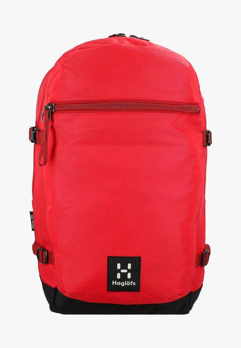 Haglöfs - Rucksack - scarlet red