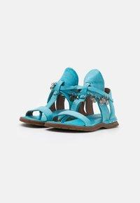 A.S.98 - T-bar sandals - marina - 2