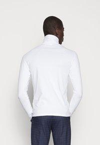 Pier One - Maglietta a manica lunga - white - 2