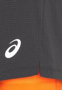 ASICS - FUJITRAIL SHORT - Sportovní kraťasy - graphite grey - 2