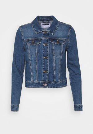 NMDEBRA JACKET - Denim jacket - medium blue denim