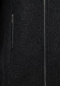 Zizzi - Cappotto classico - black - 5