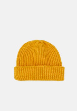 CHUNK FLUFF BEAN - Beanie - yellow