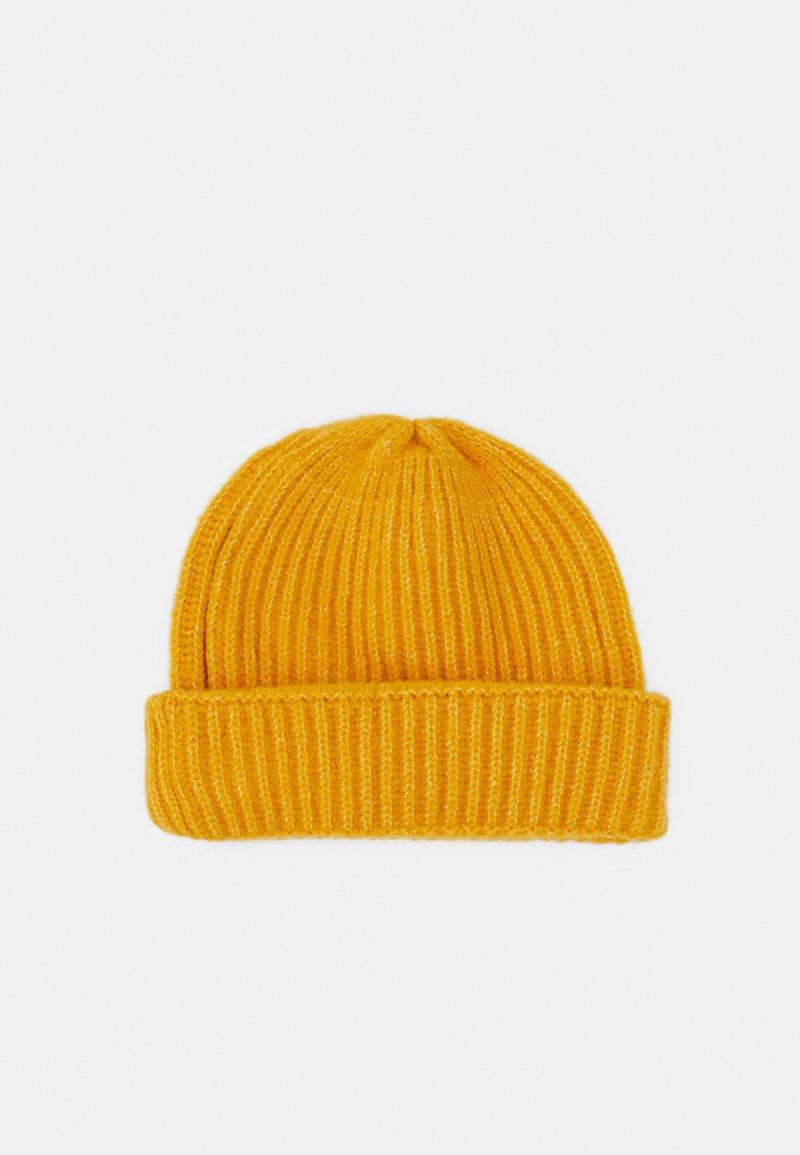 Topman - CHUNK FLUFF BEAN - Beanie - yellow