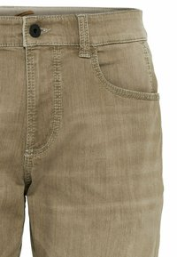 camel active - MIT STRETCH - Straight leg jeans - wood - 6
