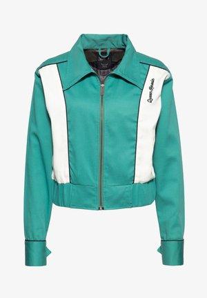 GABARDINE SPEEDWAY QUEEN - Light jacket - mint