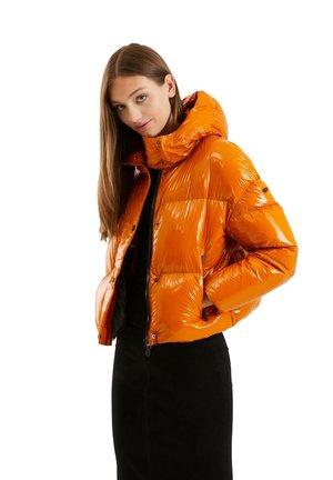 GIACCA KARINA PER DONNA - Winter jacket - ocra