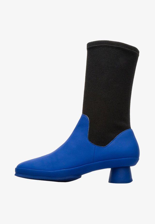 ALRIGHT - Botki - blue/black