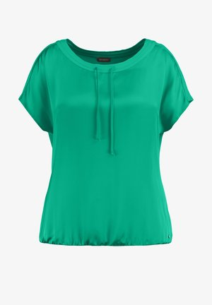 T-shirt basic - electric green