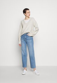 2nd Day - RAVEN THINKTWICE - Relaxed fit jeans - mid blue - 1