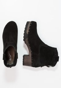 Softclox - INKEN - Platform ankle boots - bailey schwarz - 2