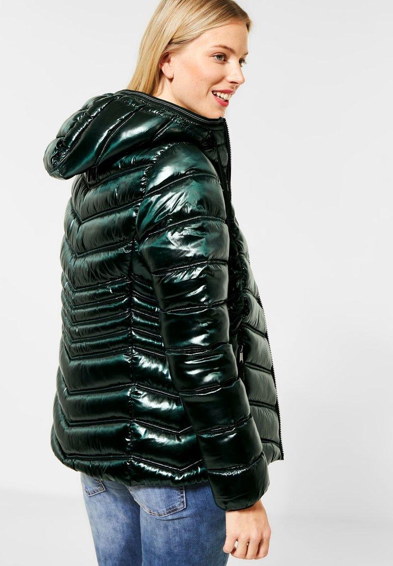 Street One - Winter jacket - grün