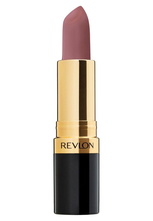 SUPER LUSTROUS MATTE LIPSTICK - Lipstick - N°048 audacious mauve