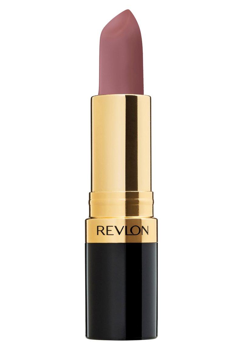 Revlon - SUPER LUSTROUS MATTE LIPSTICK - Lipstick - N°048 audacious mauve