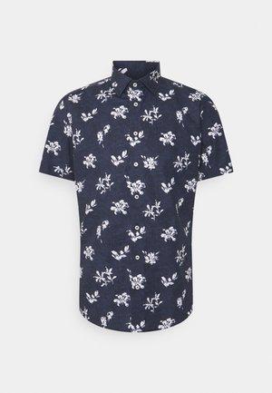 IVER - Shirt - dark blue