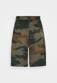 Diesel - Shorts - camouflage - 1