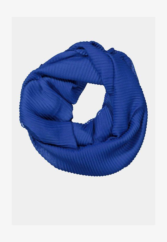 Sjaal - royalblau