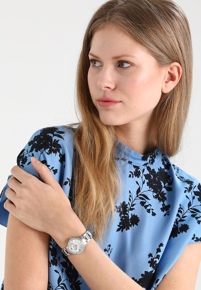 Women VIRGINIA - Watch - silver-coloured