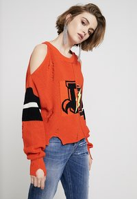 Diesel - M-CHEER - Jumper - orange - 0