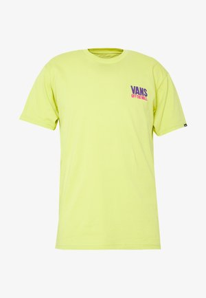 EYES OPEN - Print T-shirt - sulphur spring